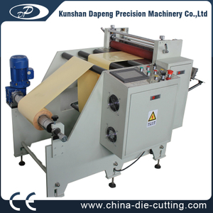 360 500mm roll to sheet cutting machine sheeting machine