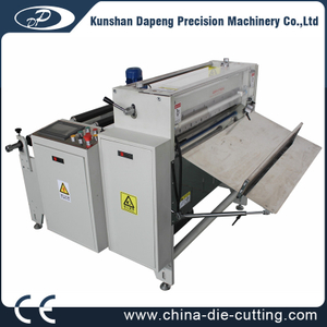 Micrcomputer Paper, Film, Label Automatic Sheeting Machine