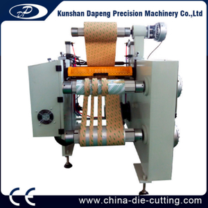 Automatic Kiss Cut Slitting Machine for Paper and adhesive tape
