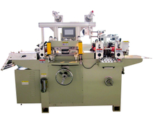 Automatic Flatbed Die Cutting Machine for Self Adhesive Label