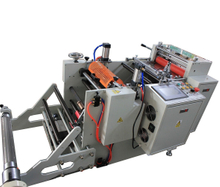 with slitting function paper sheeting machine