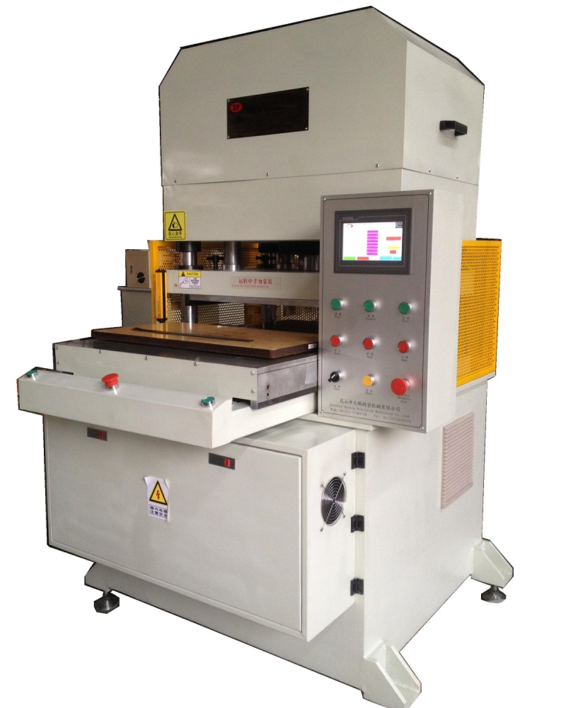 EVA Foam/ sponge/felt Kiss Cut Die Cutting Machine